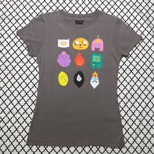 Hot Topic Adventure Time Character Top